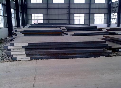 二手钢板回收